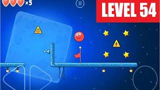 red Ball 4 level 54 Walkthrough / Playthrough video