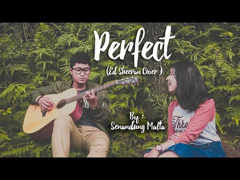 PERFECT - ED SHEERAN COVER (SENANDUNG MALTA Ft Delvira Yolanda)