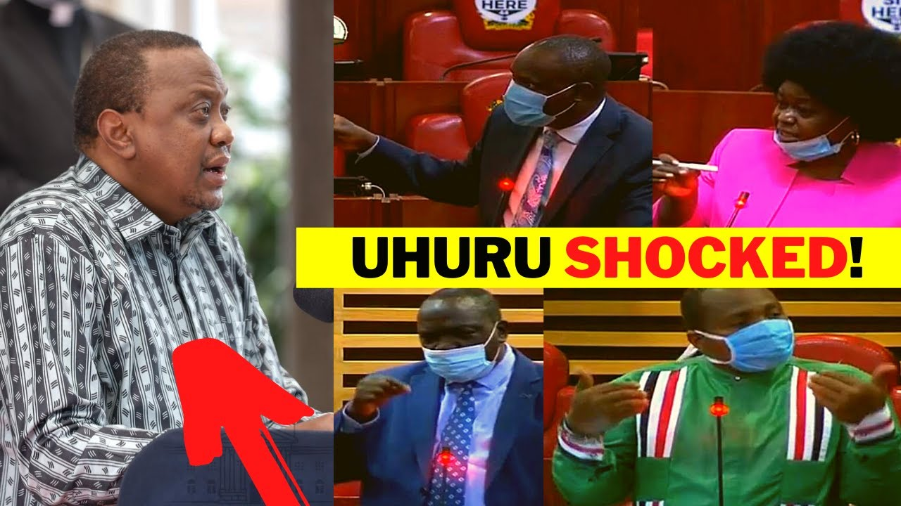 President Uhuru SHOCKED as MPS demand for an increase in BENEFITS| ft Mbadi, Millie Odhiambo, Sonkok