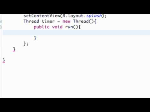 Android Application Development Tutorial - 14 - The