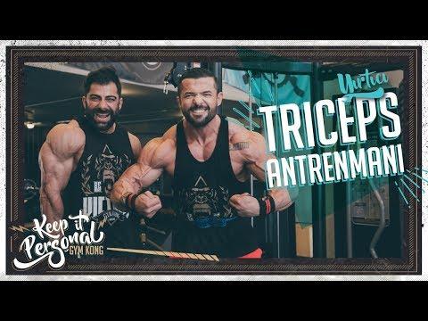 Yırtıcı Triceps Antrenmanı