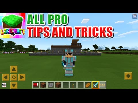 All Pro Tips and Tricks For Lokicraft   Loki Craft Tips and Tricks