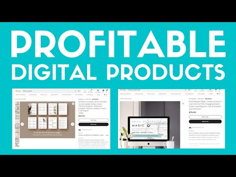 Profitable Digital Product Ideas To Sell To Make THOUSANDS | Digital Passive Income