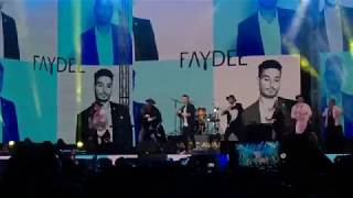 FAYDEE - More / Live on Media Music Awards 2017