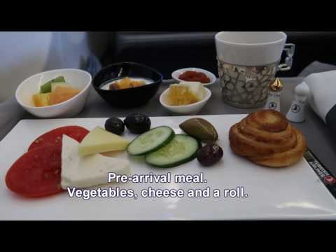Turkish Airlines Business Class Long Haul in HD! Istanbul to Capetown A330