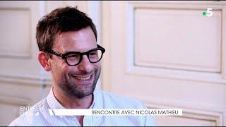 Rencontre avec Nicolas Mathieu