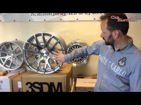 3SDM 0.01 Wheels 18 and 19 inch - Review by Car Fantasy