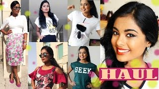 TRY ON HAUL - My Sister's Wedding; Romwe, Shein, Choies Online Shopping Review