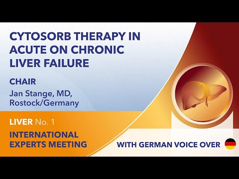 CytoSorb Therapy in Acute on Chronic Liver Failure | Leber | Vollversion | Webinar 1