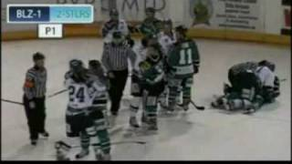 eihl 08 09 vol 3 music video creed my sacrifice ahl nhl chl echl lnah hockey fights