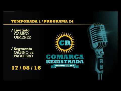 Comarca Registrada Radio / Temporada I / Programa 24 / Programa Emitido el 17/08/16