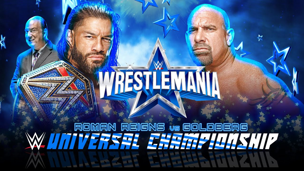 Download WWE WRESTLEMANIA 38   DREAM MATCH CARD