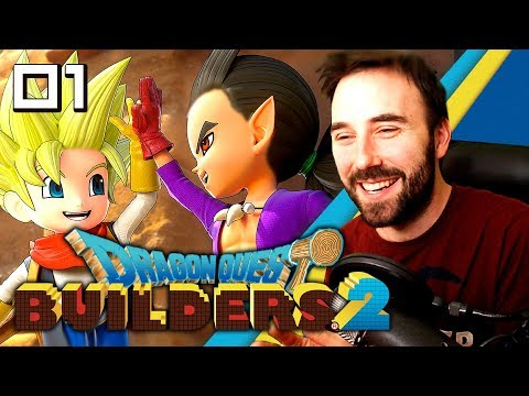 DRAGON QUEST BUILDERS 2 : La rechute | LET'S PLAY FR #1