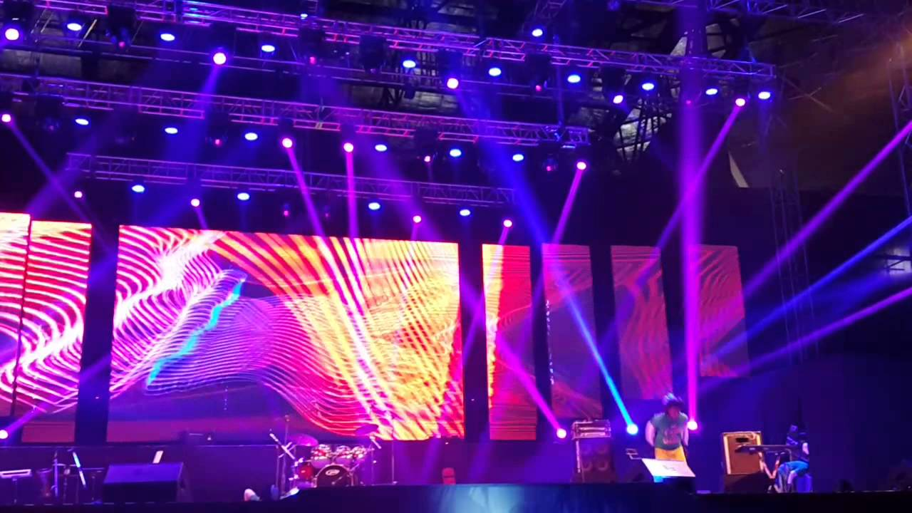 On Stage Monsters - Celebrating Cognizant 2013 Grand ...