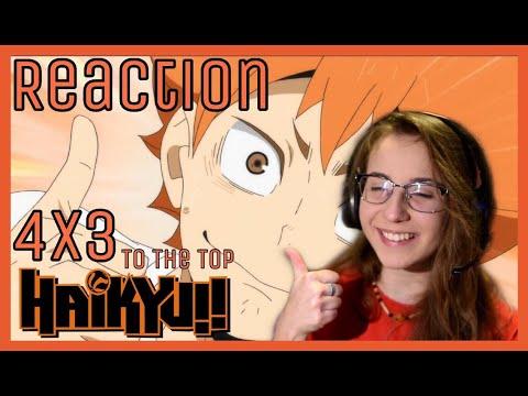Haikyuu Season 4 - Episode 3 Reaction