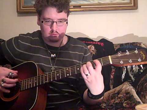 me showing you HOW TO PLAY 'BOOT SCOOTIN' BOOGIE by BROOKS & DUNN on ACOUSTIC GUITAR