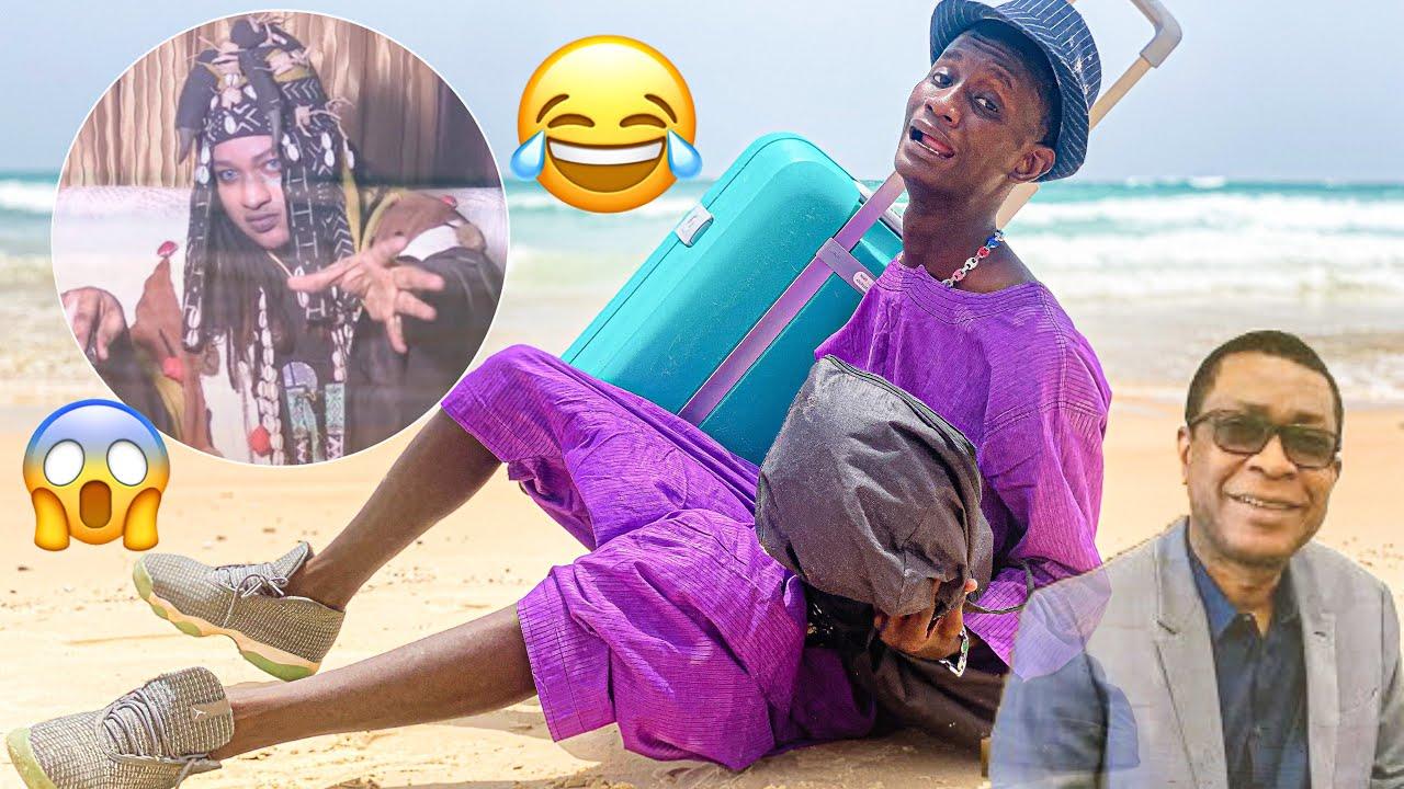 Koukandè '' khar guedj gui '' Parodie ( Youssou ndour dem berçy )