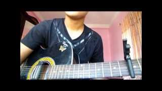 suna naren limbu guitar chords and cover