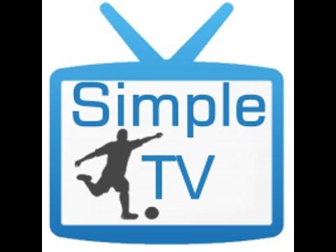 Simple TV ile ucretsiz IPTV izleme, M3U kanal oynatma listesi ekleme.