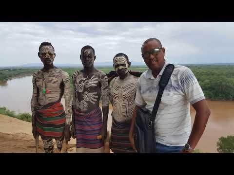 MY TRIP TO ETHIOPIA 2/10/17 - PART 1