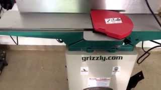 Wood Working Toys / Grizzly Hybrid Saw / Grizzly 6 Inch Jointer / Dewalt Thickness Planer