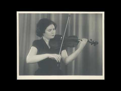 Nelli Shkolnikova plays Brahms Sonata No .3 in D minor mvt 1