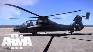 Arma 3 - AH-99 Blackfoot Review