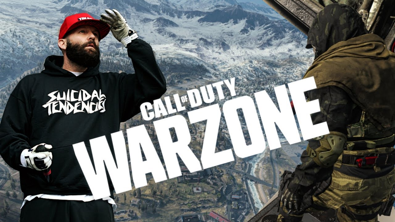 WARZONE WIN W/FRED DURST OF LIMP BIZKIT!