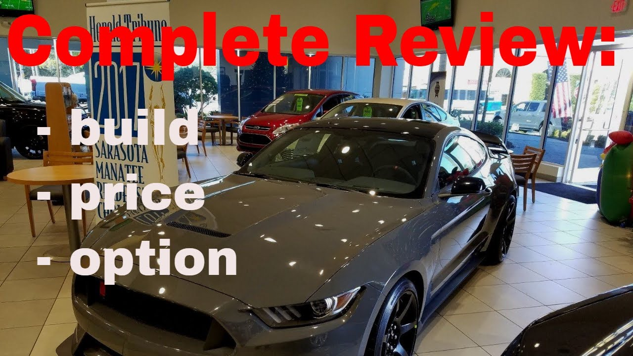 2018 Ford Mustang Shelby Gt350r Build Price Review Video Had To