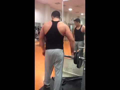 16 year old BODYBUİLDER - SHOULDER WORKOUT phil burak aba