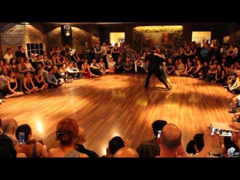 Utku KÜLEY & İris Başak DOĞDU - Ankara Tango Meeting 2016- 1/3