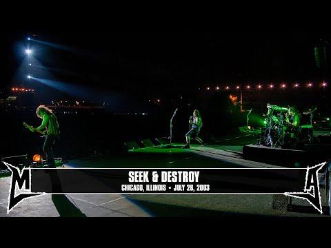 Metallica: Seek and Destroy (MetOnTour - Chicago, IL - 2003) Thumbnail image