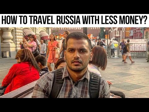 My Russia & Kazakhstan Trip Expense | Flights, Hotel, Visa, Food