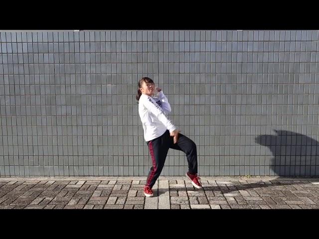 DA PUMP 桜 踊ってみた【生ゴミ屋さんひお】 #1