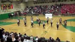 Langley High School Dance Team - 23Jan2015