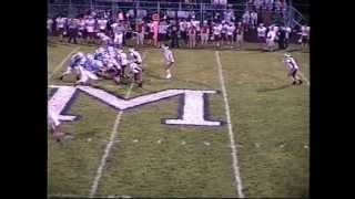 Tom Busch Football Highlights