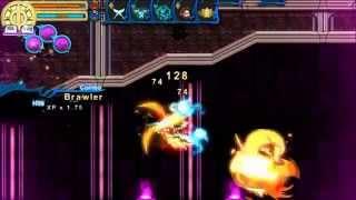 Valdis Story: Abyssal City  Gameplay