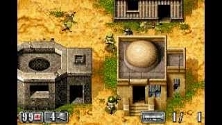 Game Boy Advance Longplay [054] Medal of Honor Advance