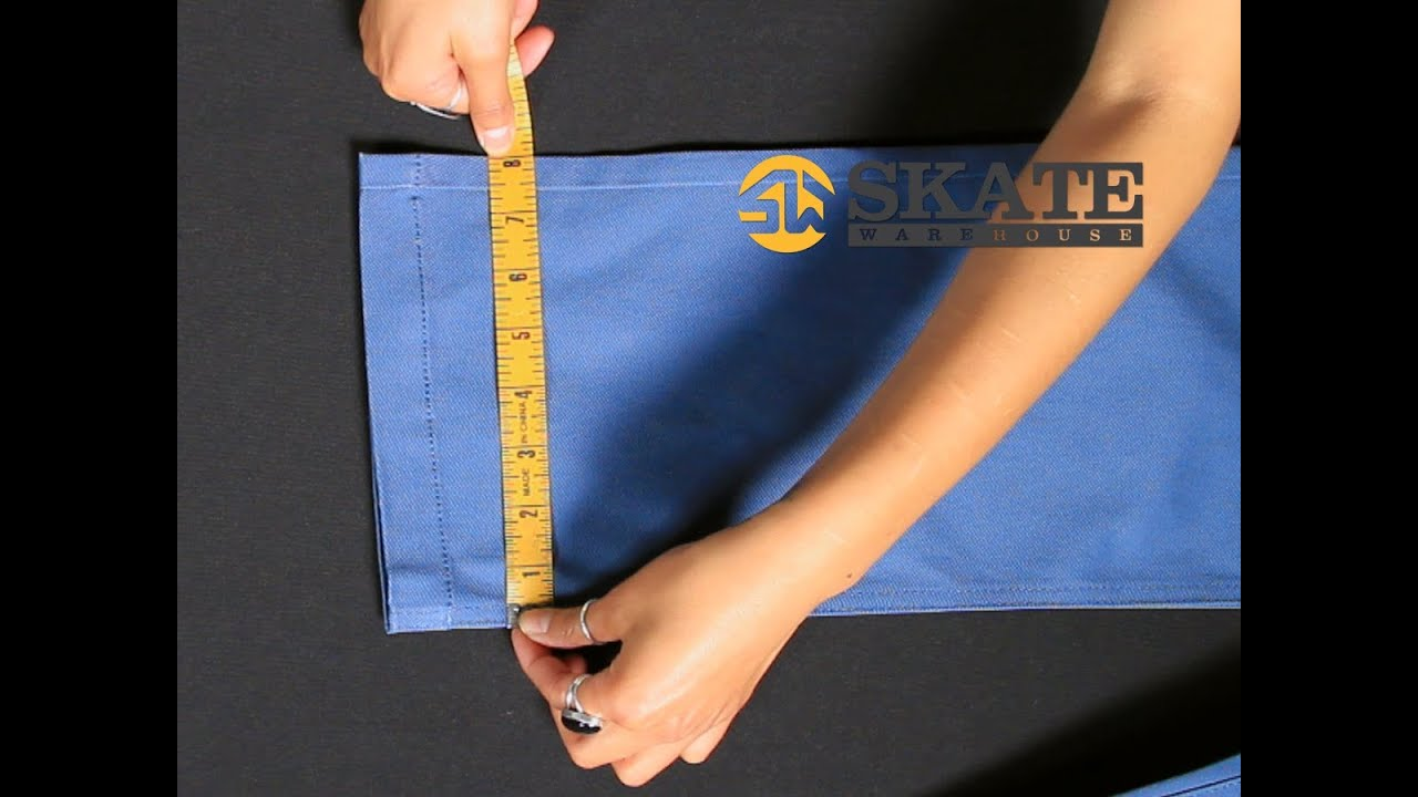 How To Measure Inseam Pant Rise Pant Leg Opening Youtube