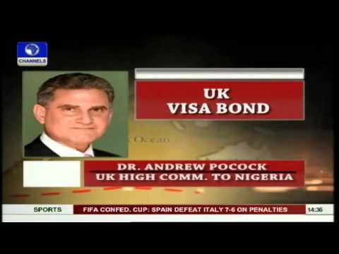 UK Visa Bond Is To deter People From Over-staying