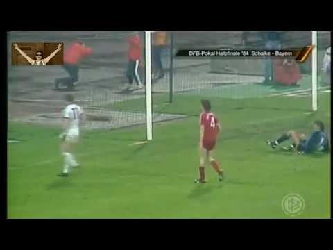Schalke 04 - Bayern München 6:6 n.V. (1984 DFB-Pokal-Halbfinale) 1/2