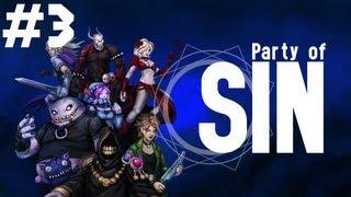 Party of Sin - Matando o BOSS !!