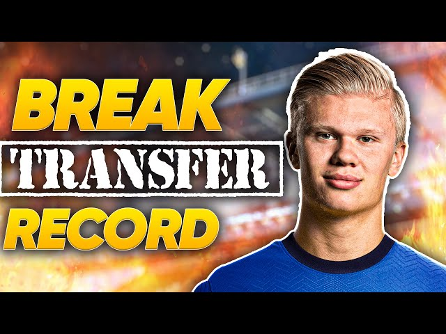 Chelsea To BREAK Transfer Record To Sign Erling Haaland? | #TransferTalk