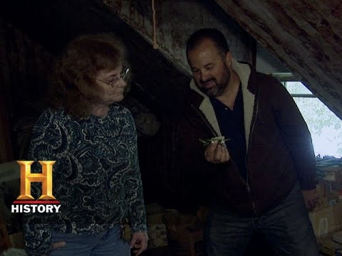 American Pickers: Picking Through Yesteryear
