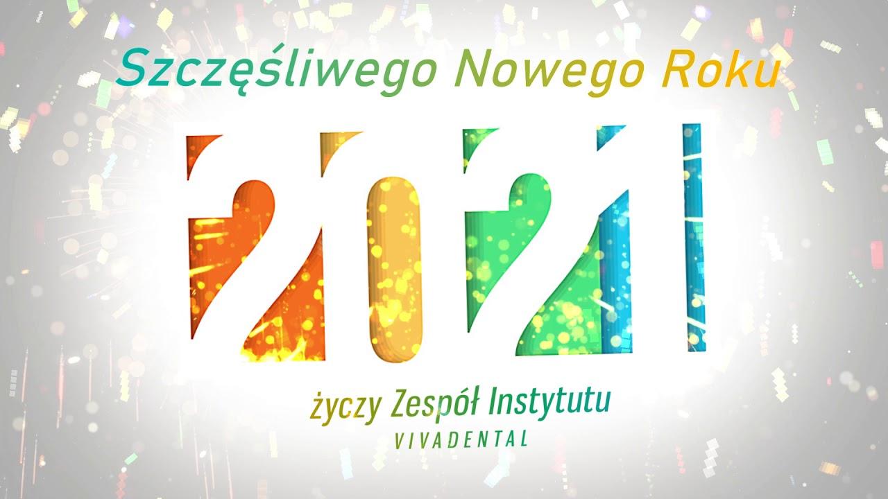 Instytut Vivadental na Nowy Rok 2021!