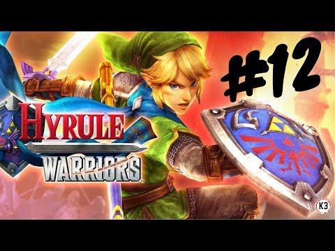 Let's Play! Hyrule Warriors Part 12 (Wii U)