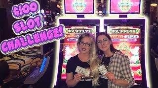 🤑HEAD to HEAD Slot Challenge! 🤑$100 Fu Fu Fu SLOT WIN! 🔥| Slot Ladies