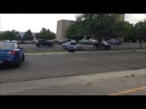 Two Car Collision In Casper Sends One To Hospital 7-29-2014