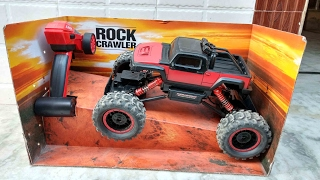 RC Adventure - [Unboxing] & Test | RC 1:14 Scale 4x4 Rock Crawler