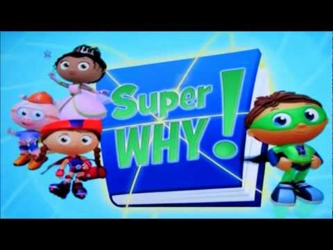 Super Why Theme Song 2013